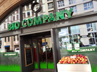 写真:ベルリンのオーガニックスーパー