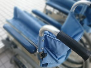 イメージ写真:車椅子