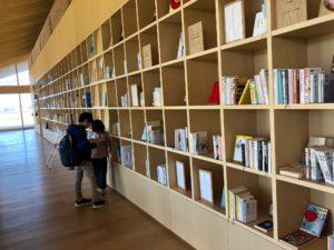 写真:1000冊の本棚