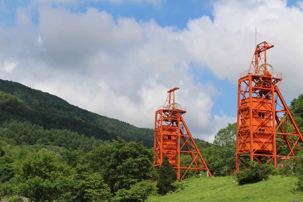 写真:炭鉱メモリアル森林公園